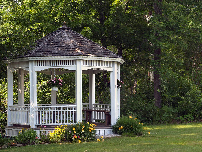 Little Town Gazebo