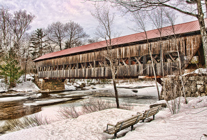 Albany Covered Bridge #1