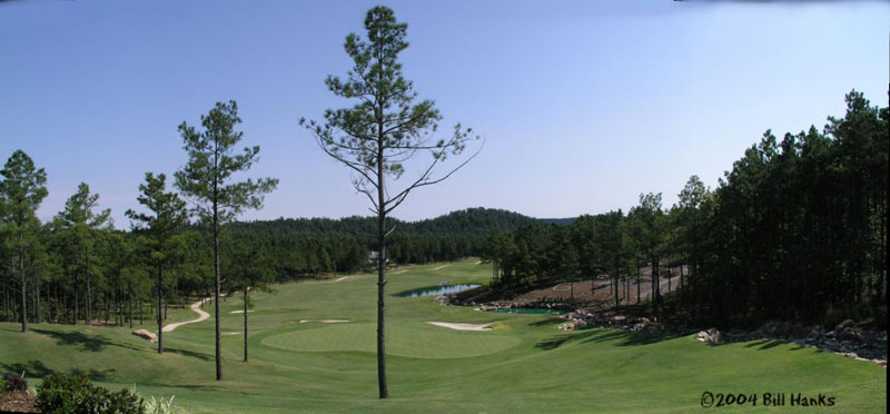 Hot Springs Village Golf