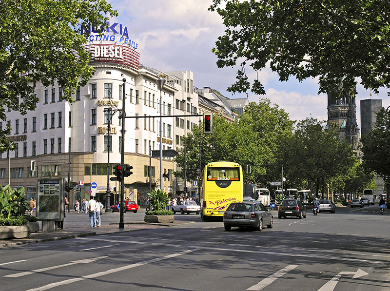 Kud'am str. Berlin