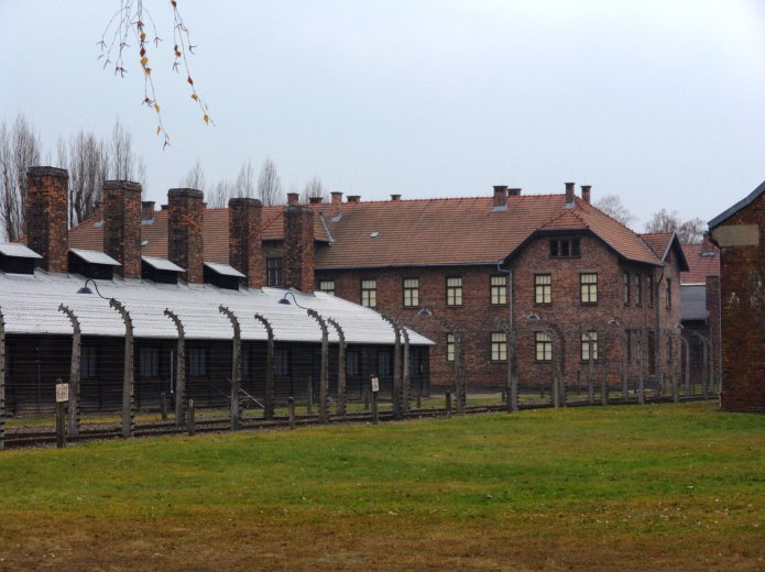 Aushwitz - View From The Outside