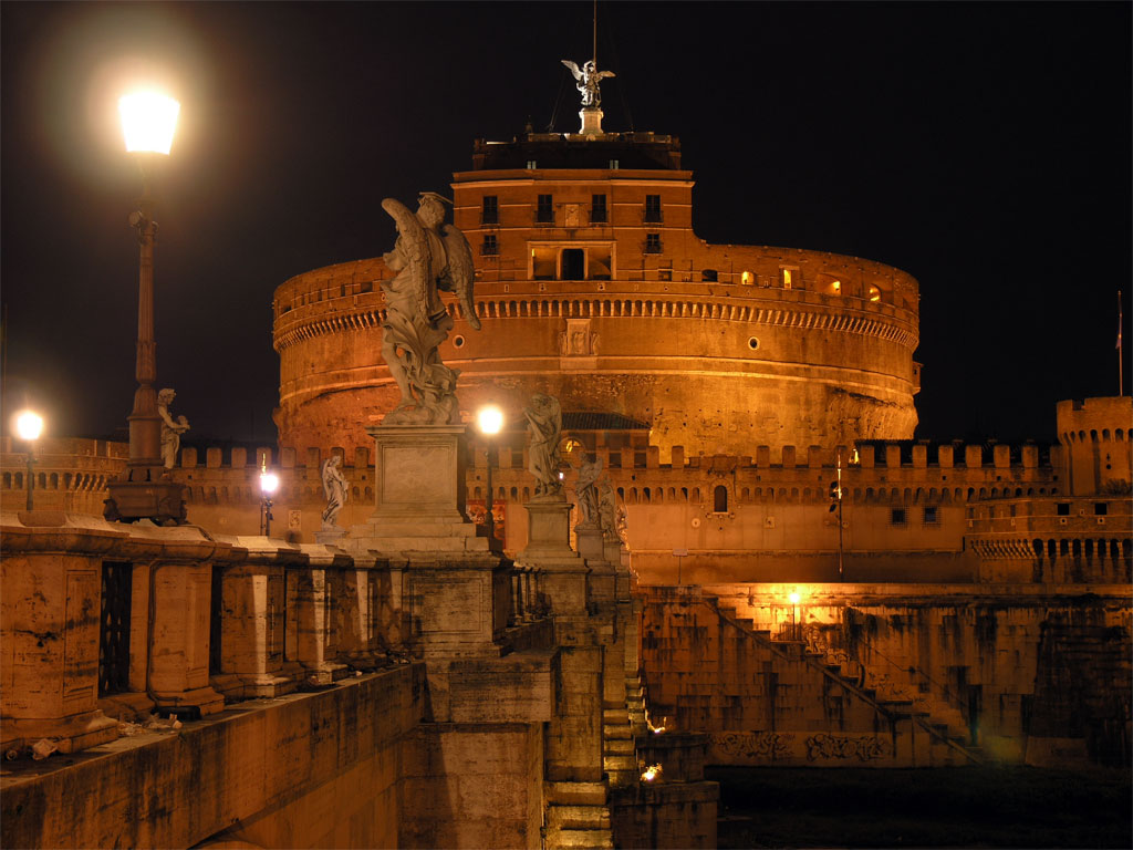 S.Angelo Castle 2(rome)