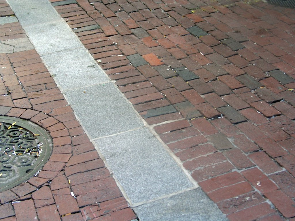 Boston bricks
