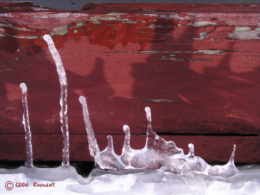 Ice Formation # 038