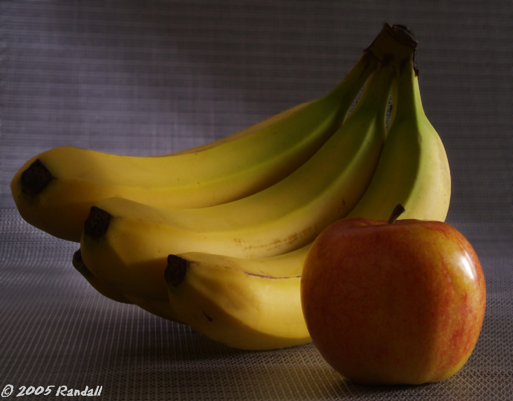Banana & Apple 3
