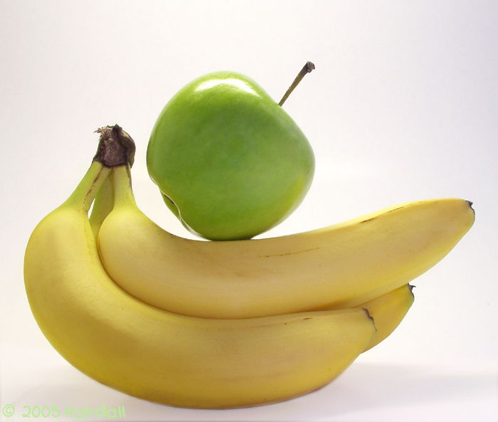 Banana & Apple