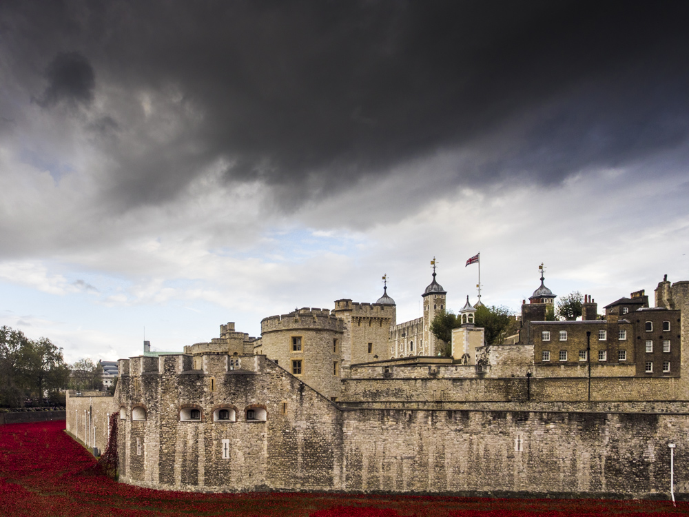 Tower of London remembers.