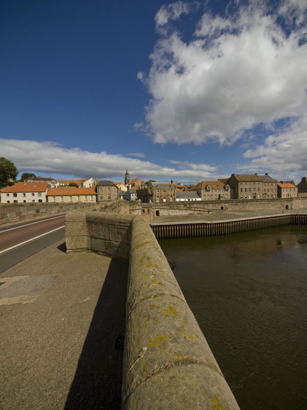 Bridge, Berwick upon Tweed.