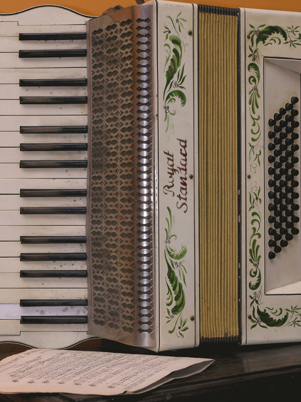 The old accordion