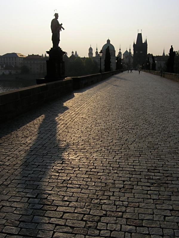 Prague: Charles Bridge (2)