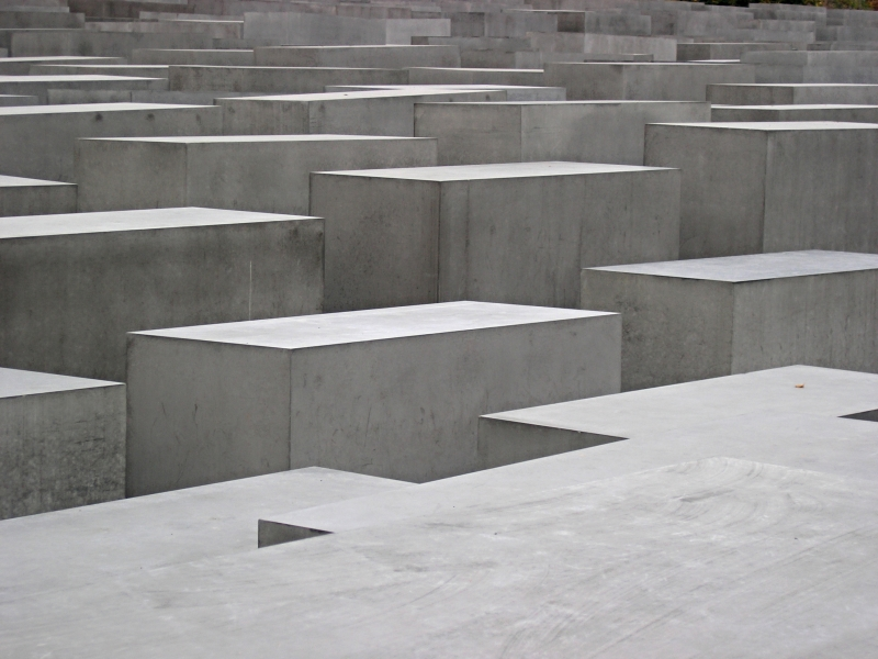 Berlin Memorial to the Murdered Jews of Europe (2)