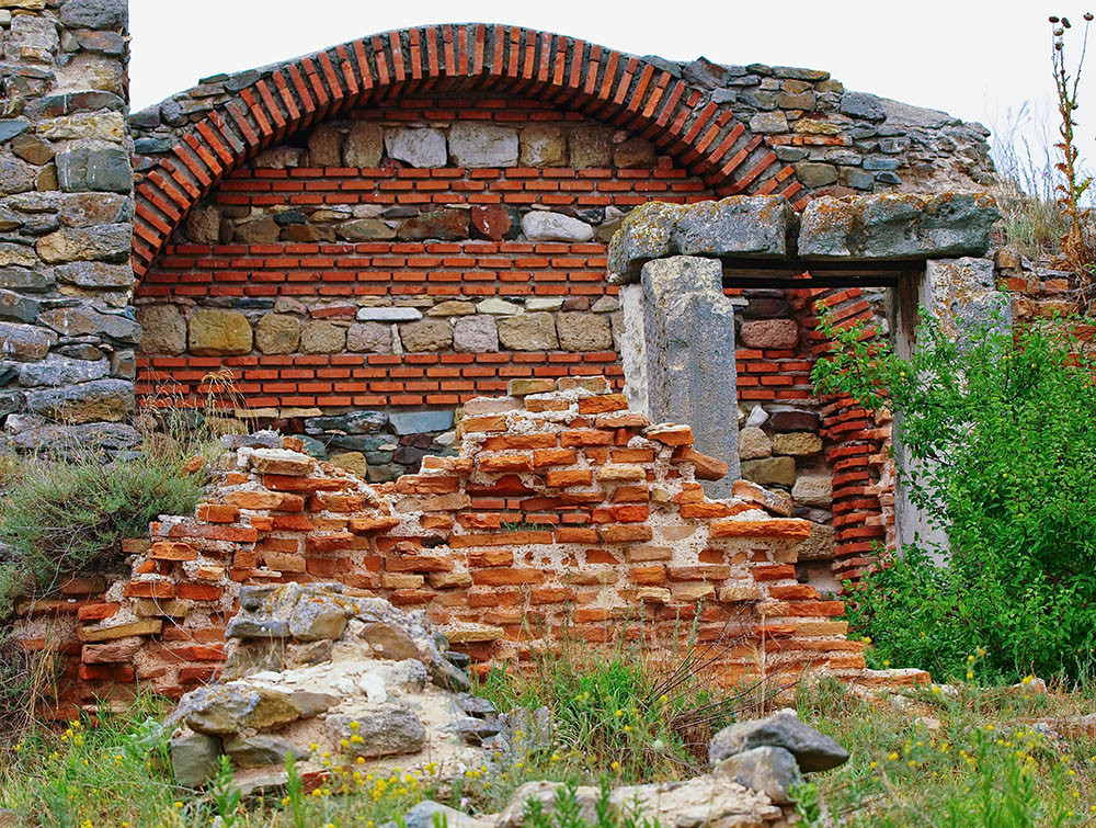 Histria Fortress, the Pompeii of Romania 2