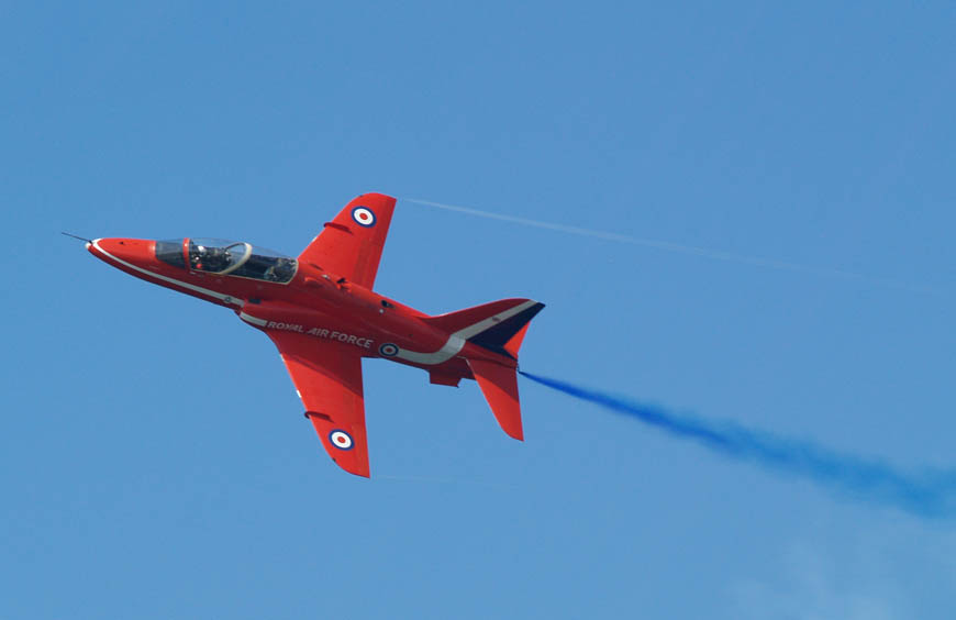 Red Arrow 1 - 2008