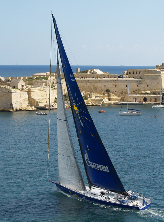 Rolex Middle Sea Race 2010
