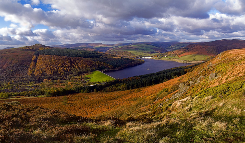 Ladybower in November