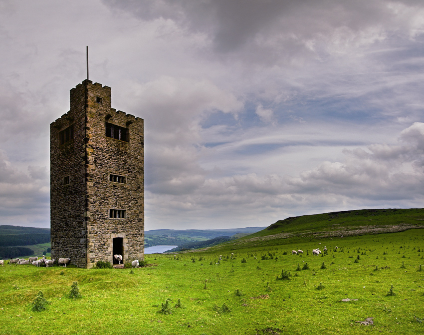 Strines Tower