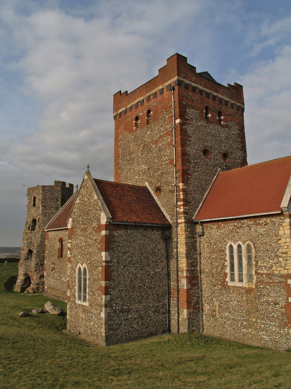 Dover Castle Church