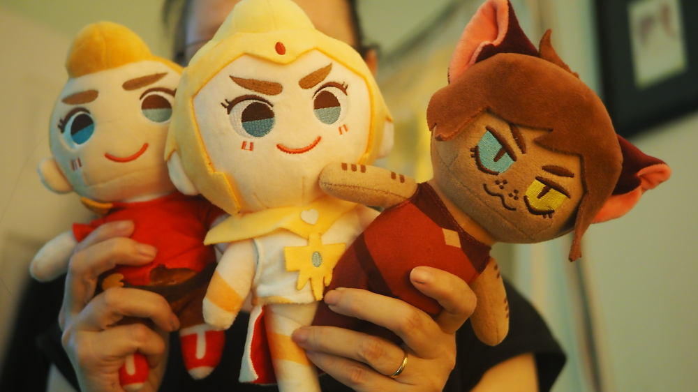 She-Ra Stuffies pt 1