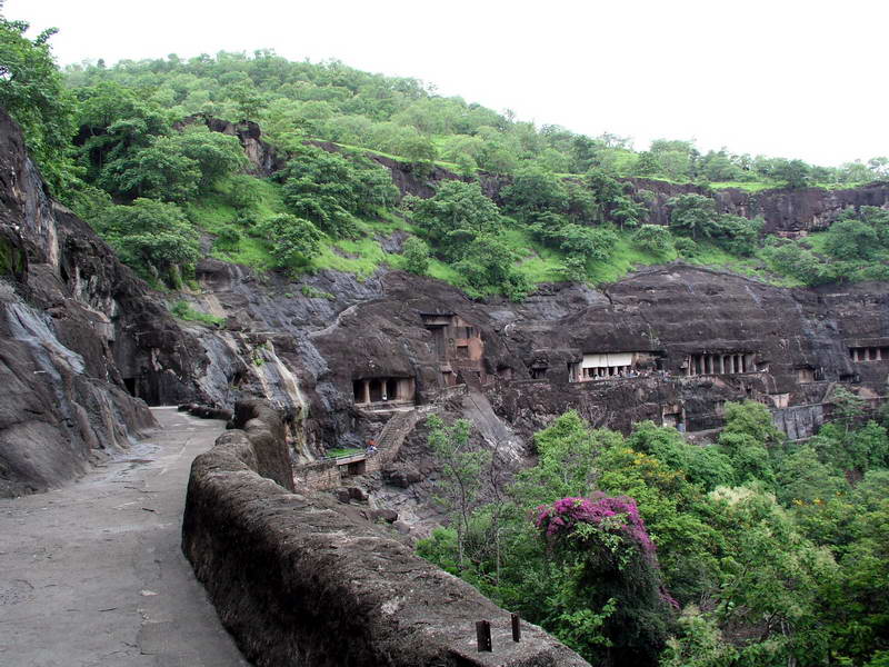 India Ajanta Cavern