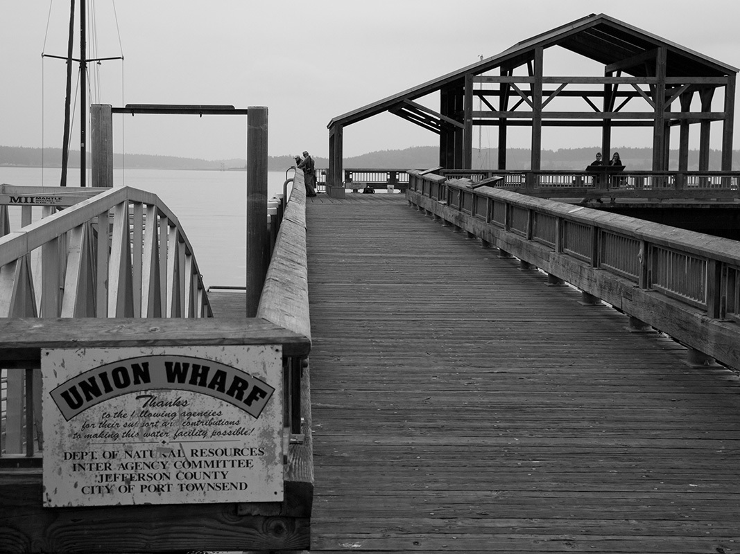 Port Townsend Union Wharf