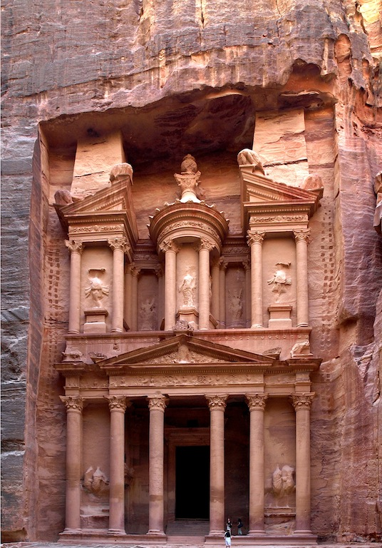 The Treasury, Petra, Jordan.
