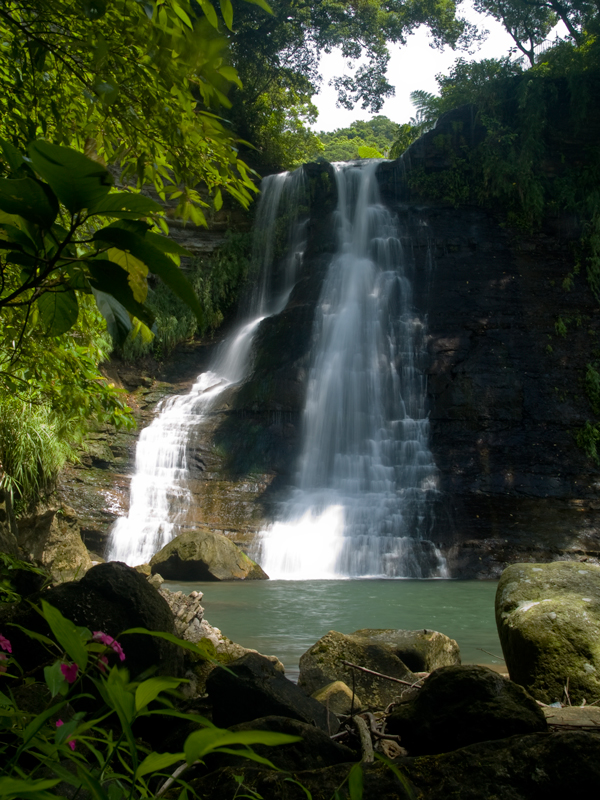 Shongren Waterfall