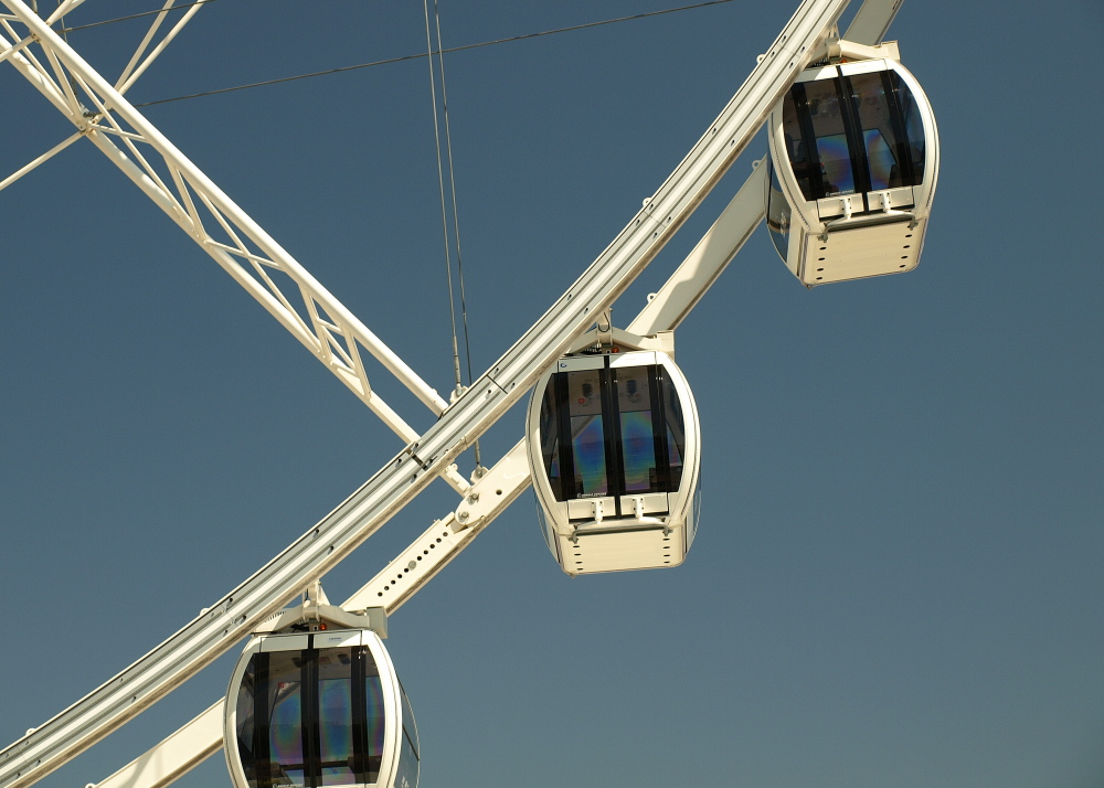 Skywheel in Brisbane, Australia