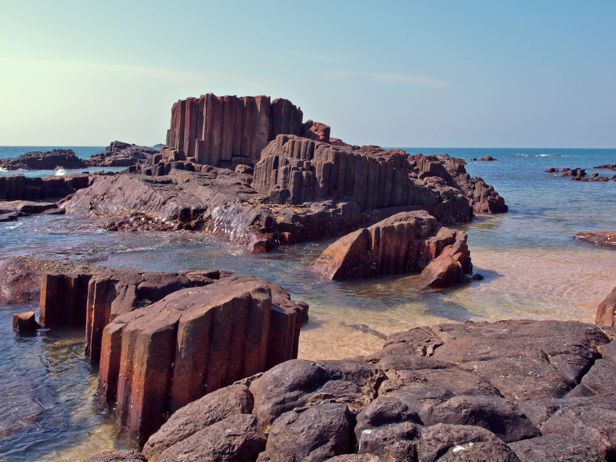 St Mary's Island - Udupi - India