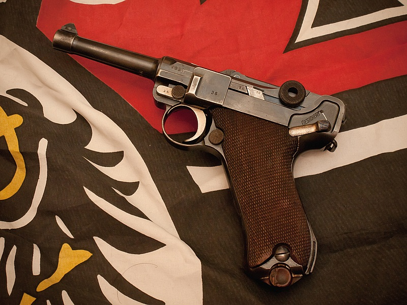 Imperial Luger