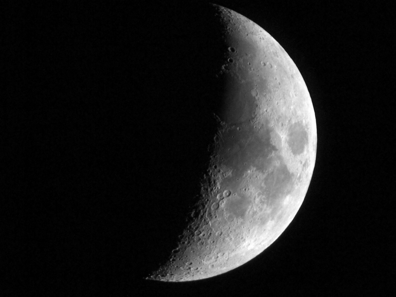 Moon on may 19th