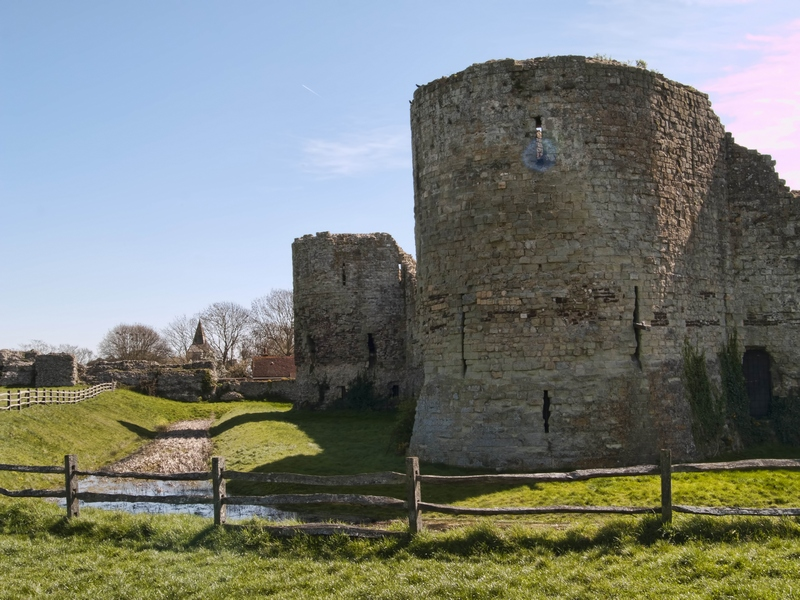 Old English Castle 2