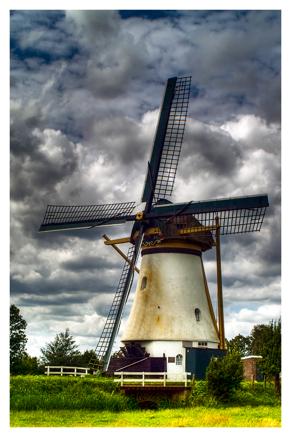 The White Mill (2)